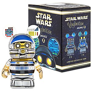 Vinylmation Star Wars Eachez Series 8 Figure - Rex/Ace - 3 - Limited Edition