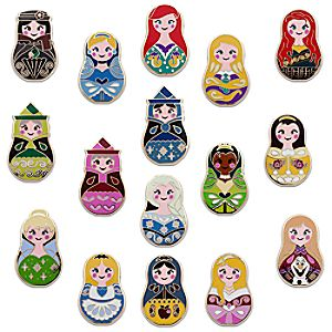 Disney Nesting Dolls Mystery Pin Pack