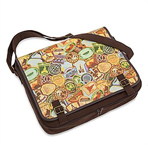 Disney Parks Deluxe Pin Trading Bag - Large