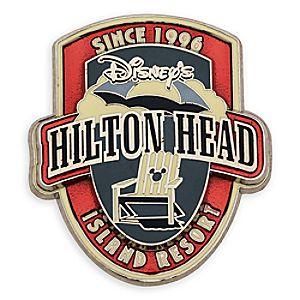 Disneys Hilton Head Island Resort Pin - Disney Vacation Club