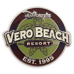 Disneys Vero Beach Resort Pin - Disney Vacation Club