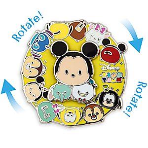 Disney Tsum Tsum Spinner Pin