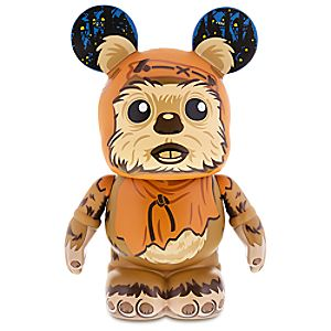Vinylmation Star Wars 6 Series 9 Figure - Wicket - Limited Edition