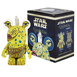 Vinylmation Star Wars Series 6 Eachez Figure - Max Rebo Band - 3 - Limited Edition