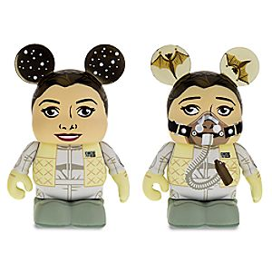 Vinylmation Star Wars Eachez Series 7 Figure - Princess Leia Hoth Gear - 3 - Limited Edition