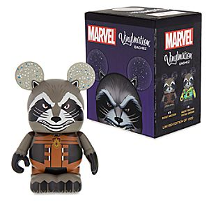 Vinylmation Marvel Eachez 3 Figure - Rocket Raccoon