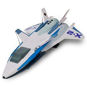 Epcot Mission: Space X2 Spacecraft Toy Vehicle