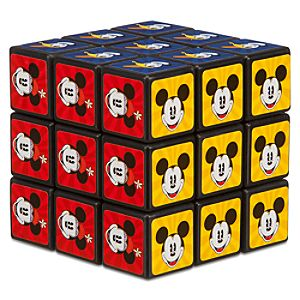 Disney Theme Park Edition Rubiks Cube