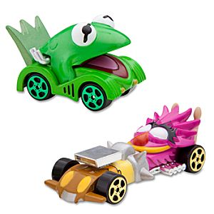 Disney Racers The Muppets Kermit and Animal Set -- 2-Pc.