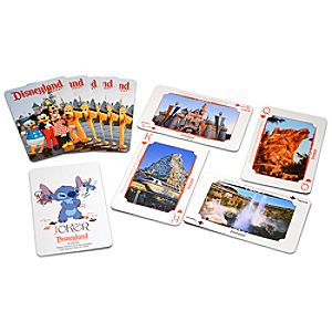 Disneyland Playing Cards