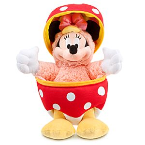 Easter Egg Minnie Mouse Plush -- 8 H