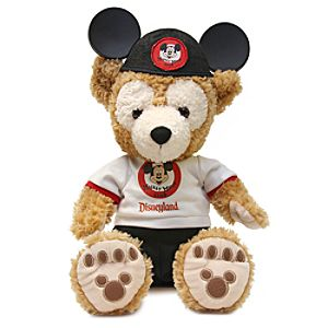Duffy the Disney Bear Disneyland Mickey Mouse Club Costume -- 17 H