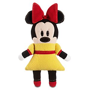 Pook-a-Looz Magic Kingdom 40th Anniversary Minnie Mouse Plush Toy -- 12''