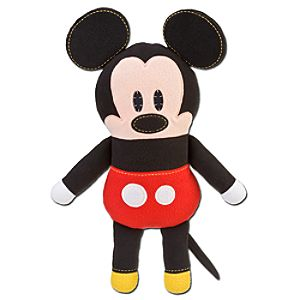 Pook-a-Looz Mickey Mouse Plush Toy -- 20''