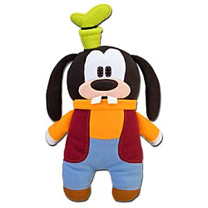 Pook-a-Looz Goofy Plush Toy -- 20