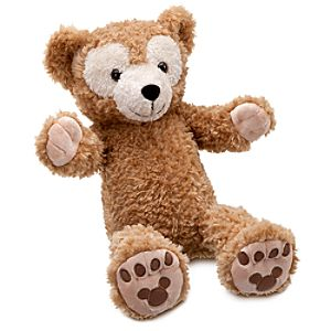 Duffy the Disney Bear Plush Toy -- 17'' H