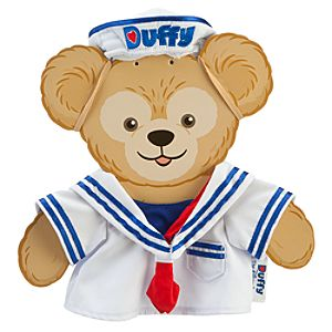 Duffy the Disney Bear Sailor Costume