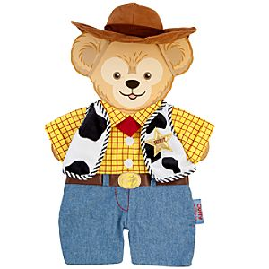 Duffy the Disney Bear Woody Costume