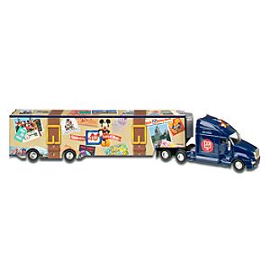 Hot Wheels 40th Anniversary Walt Disney World Semi Truck
