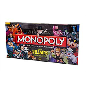 Disney Villains Collectors Edition Monopoly® Game