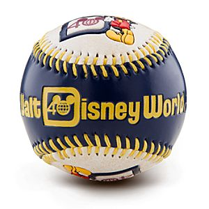 40th Anniversary Walt Disney World Baseball