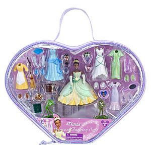 Princess Tiana Fashion Set