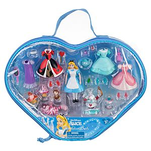Alice in Wonderland Fashion Set