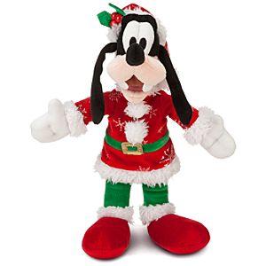 Santa Goofy Plush -- 11