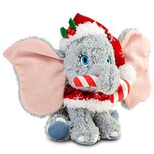 Santa Dumbo Plush -- 9