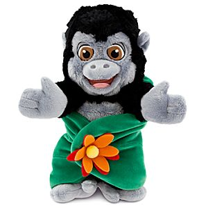 Disneys Babies Gorilla Plush with Blanket -- 10