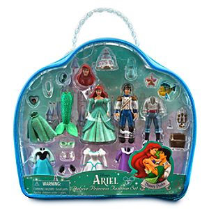 Disney Princess Deluxe Fashion Set - Ariel