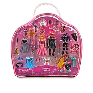 Deluxe Disney Princess Fashion Set -- Aurora