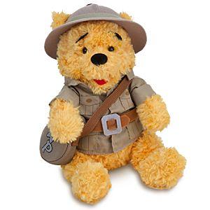 Safari Winnie the Pooh Plush -- 9