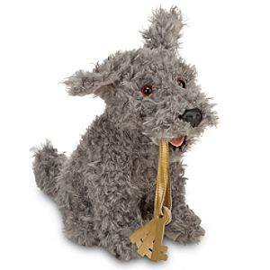 Pirates of the Caribbean Jailer Dog Plush -- 9
