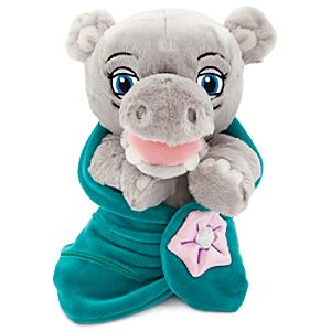 Disneys Babies Hippo Plush with Blanket -- 10