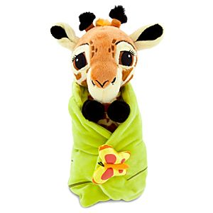 Disneys Babies Giraffe Plush with Blanket -- 10