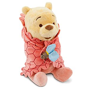 Disneys Babies Winnie the Pooh Plush with Blanket -- 10