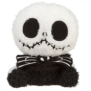Baby Jack Skellington Plush Toy -- 7