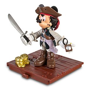 Pirates of the Caribbean Mickey Mouse Action Figure