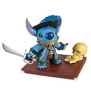 Pirates of the Caribbean Stitch Action Figure