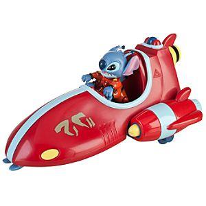 Stitch Space Cruiser