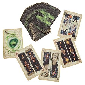 Haunted Mansion Playing Cards