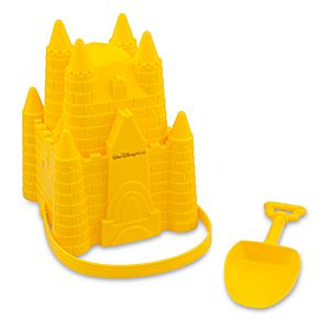 Walt Disney World Cinderella Castle Sand Pail with Shovel