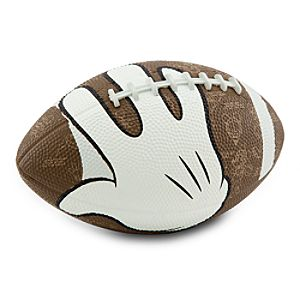 Walt Disney World Mickey Mouse Football