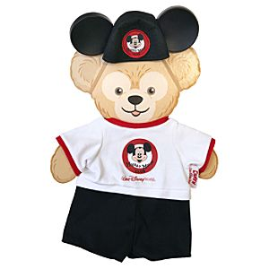 Duffy the Disney Bear Walt Disney World Mickey Mouse Club Costume -- 17 H