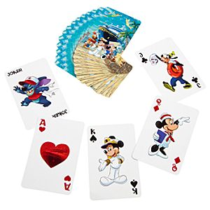 Disney Cruise Line Storybook Character Playing Cards