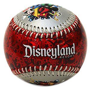 2012 Disneyland Baseball