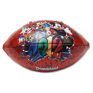 2012 Disneyland Football