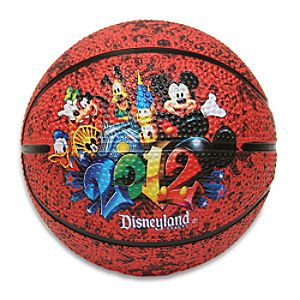 2012 Disneyland Basketball