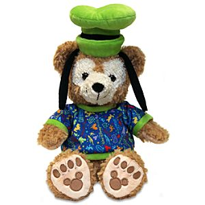 Storybook Walt Disney World Duffy the Disney Bear Plush Toy -- 12 H